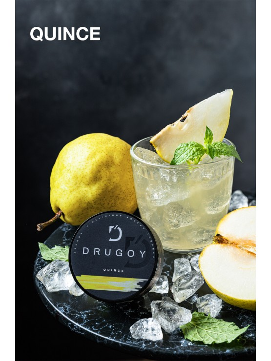 Табак Drugoy - Quince (Айва) 100 грамм