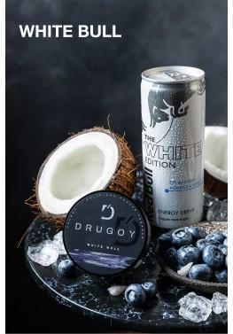 Табак Drugoy - White Bull (Ред булл черника кокос) 100 грамм